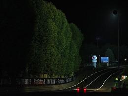 (24 Heures/direct) Une Peugeot et deux Audi en tête à 5h du matin