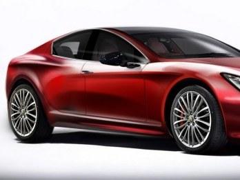 Alfa Romeo: une proposition de style pour la future Giulia