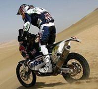Rallye des Pharaons : Etape 5, encore pour Marc Coma !