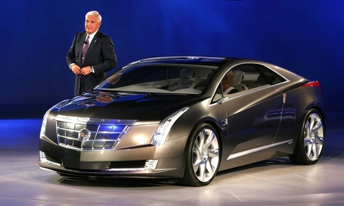 Cadillac Converj : morte, encore