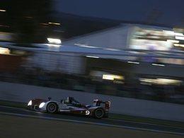 (24 Heures/direct) La Peugeot n°2 de tête abandonne. Audi en têtea aux 2/3 de la course!