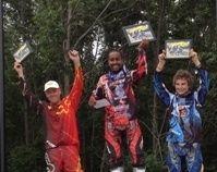Supermotard 2012 USA, round 3: Marie-Luce a été le plus rapide dans le Wisconsin