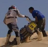 Rallye des Pharaons : Quelques images de la seconde étape