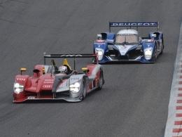 H+21 : le duel Audi - Peugeot reprend