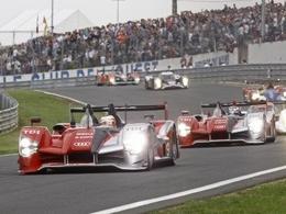 H+23 : Audi vers un triplé au Mans