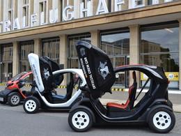 Des Renault Twizy à l'essai dans les stations Autolib' les 6 et 7 juillet