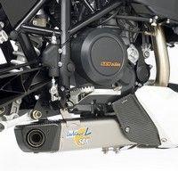 LeoVince SBK pour la KTM 690 Duke millesime 2010.