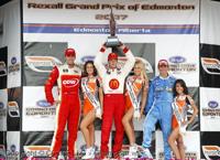 Champ Car: Bourdais reprend la tête du championnat