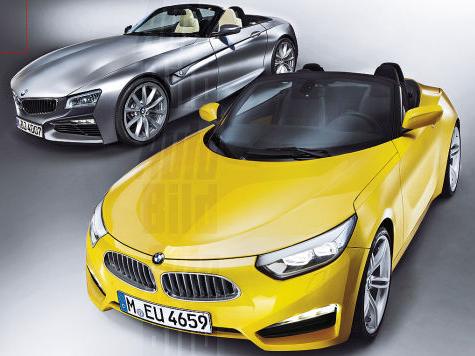 Les Futurs Roadsters Bmw Par Auto Bild