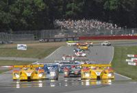ALMS Mid-Ohio: Porsche, comme d'hab'!