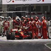 Formule 1 - Ferrari: La soucoupe lumineuse revient