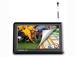 Garmin équipe un GPS de la télé numérique