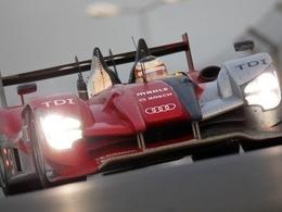 Audi remporte les 24 Heures du Mans