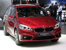 BMW reprend la tête du premium en février