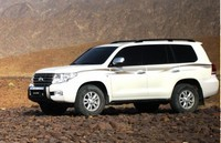 Future Toyota Land Cruiser Station Wagon