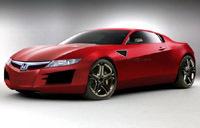 Future Honda NSX II repoussée jusqu'en 2011 ?!