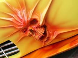 Saucisse du Vendredi : Renault Twingo mortadelle