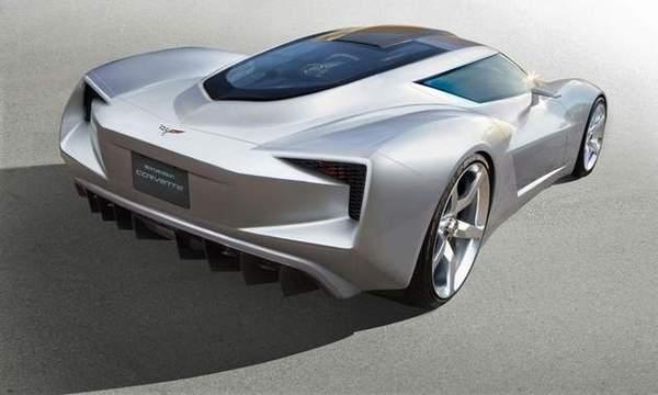 Future Corvette C8 : moteur central pour supercar globale