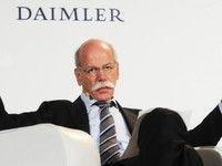 Geely et BAIC décideront de la politique Daimler avoue son patron