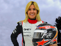 F1 - Maria de Villota blessée en essais