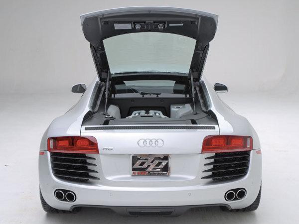 Audi R8 Autosound, pour le plaisir des oreilles
