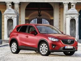 La production du Mazda CX-5 va augmenter