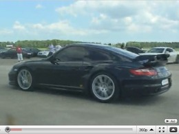 Nissan GTR Switzer P800 vs Porsche 911 GT2 9ff BF2 4WD : histoire de montrer qui est le patron