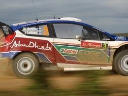 Hirvonen veut reprendre la tête du WRC