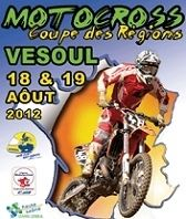 Motocross, la coupe des Régions à Vesoul