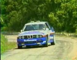Patrick Bernadini au volant de sa M3 E30 pour 4 minutes d'attaque maxi !