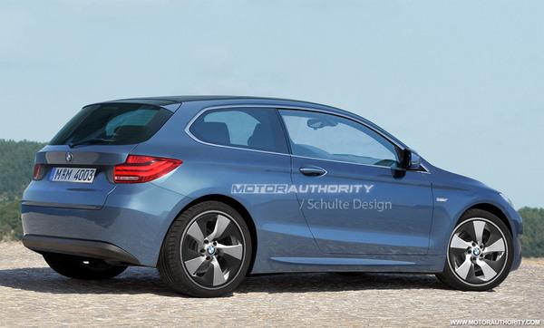 BMW confirme l'arrivée d'une petite traction dans sa gamme