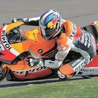Moto GP - Etats Unis J.1: Dani Pedrosa dégaine le premier