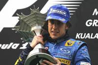 Fernando Alonso une nouvelle fois récompensé