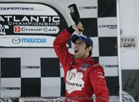 Champ Car Atlantic: Perera cède du terrain