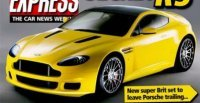 Aston Martin V8 Vantage RS