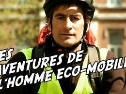 Les aventures de l'homme éco-mobile