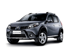 Renault lancera bientôt les Logan, Sandero et Sandero Stepway en Argentine
