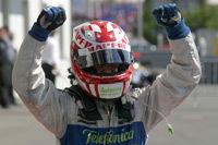 GP2 Allemagne Course 2: Villa facile