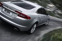Nouvelle Jaguar XF Diesel S: ça va chauffer