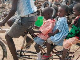 Le vélo, un atout pour améliorer la vie des populations en voie de développement
