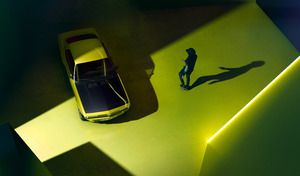 Opel Manta GSe ElektroMOD : à l'ancienne