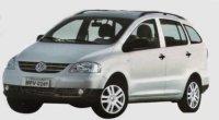 Volkswagen Fox MPV