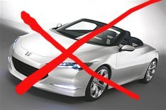 Après la NSX, bye bye futures S2000, CR-Z cabrio, V8 et Acura RWD: Honda taille encore