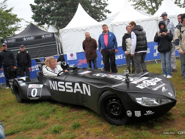 Photos du jour : Deltawing Replique (Le Mans)