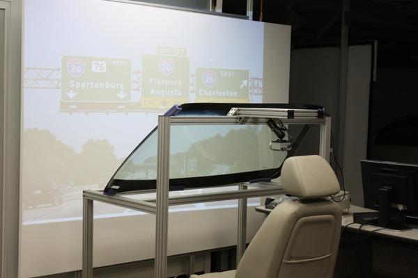 L'afficheur tête-haute (HUD) du futur par General Motors
