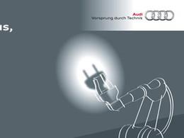 Audi Production Award 2010 : dessinez la future Audi électrique