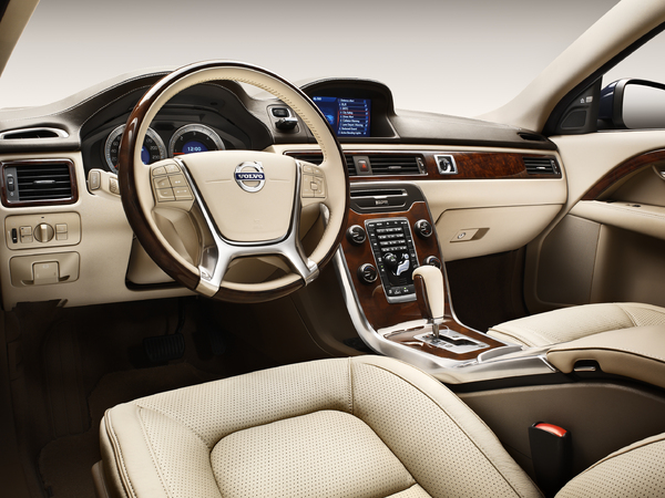 Volvo S80 Executive : Luxueuse berline...
