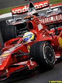 GP d'Allemagne : La Scuderia Ferrari a perdu une bataille