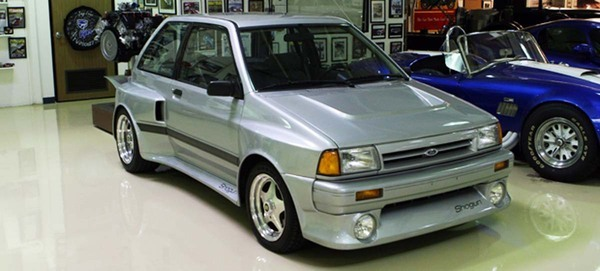 Rare : Ford Shogun, la R5 Turbo américaine