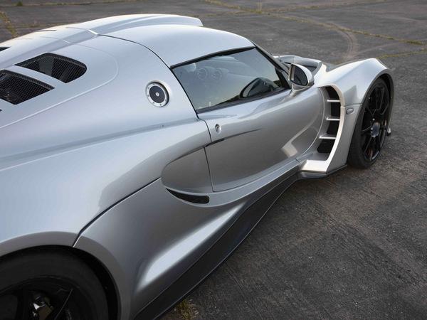 Hennessey Venom GT : officielle et en photos HD